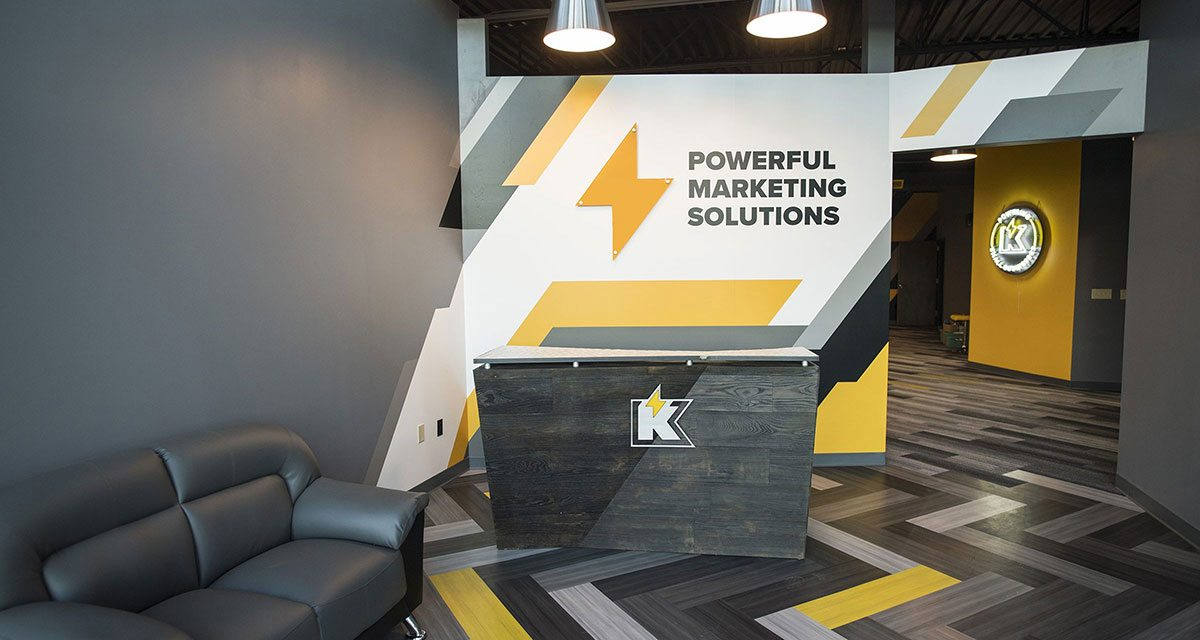 Kickcharge front desk