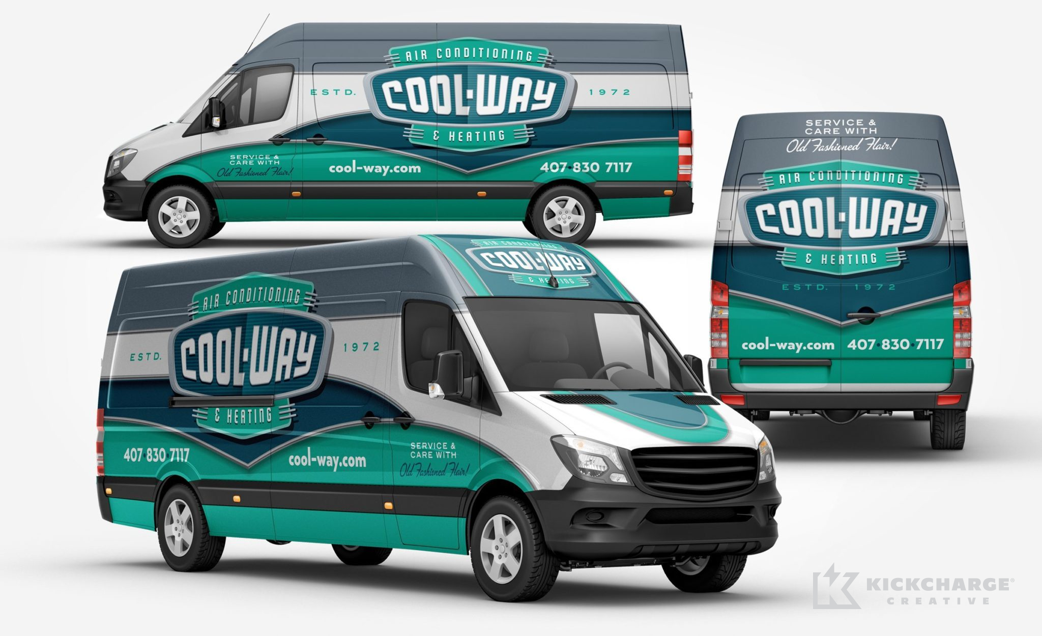 cool-way air conditioning & heating