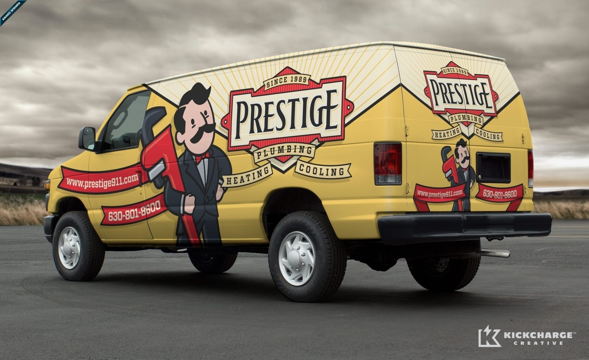 prestige plumbing, heating, & cooling