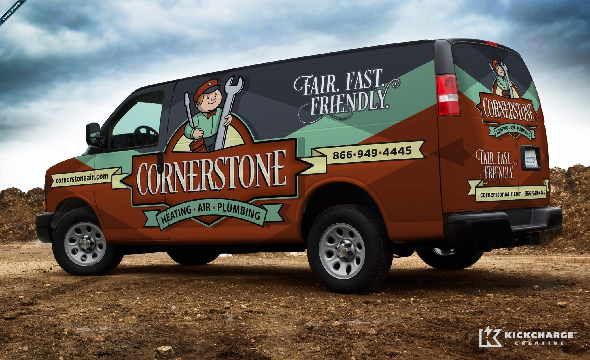 cornerstone air, heating & plumbing