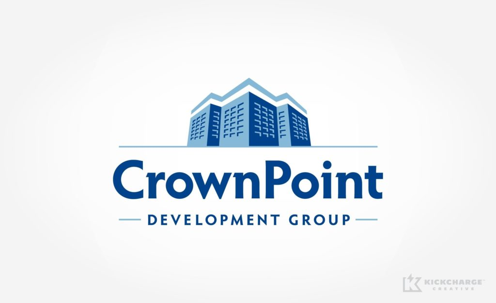 Logo design and brand development for development group located in Morristown, NJ.