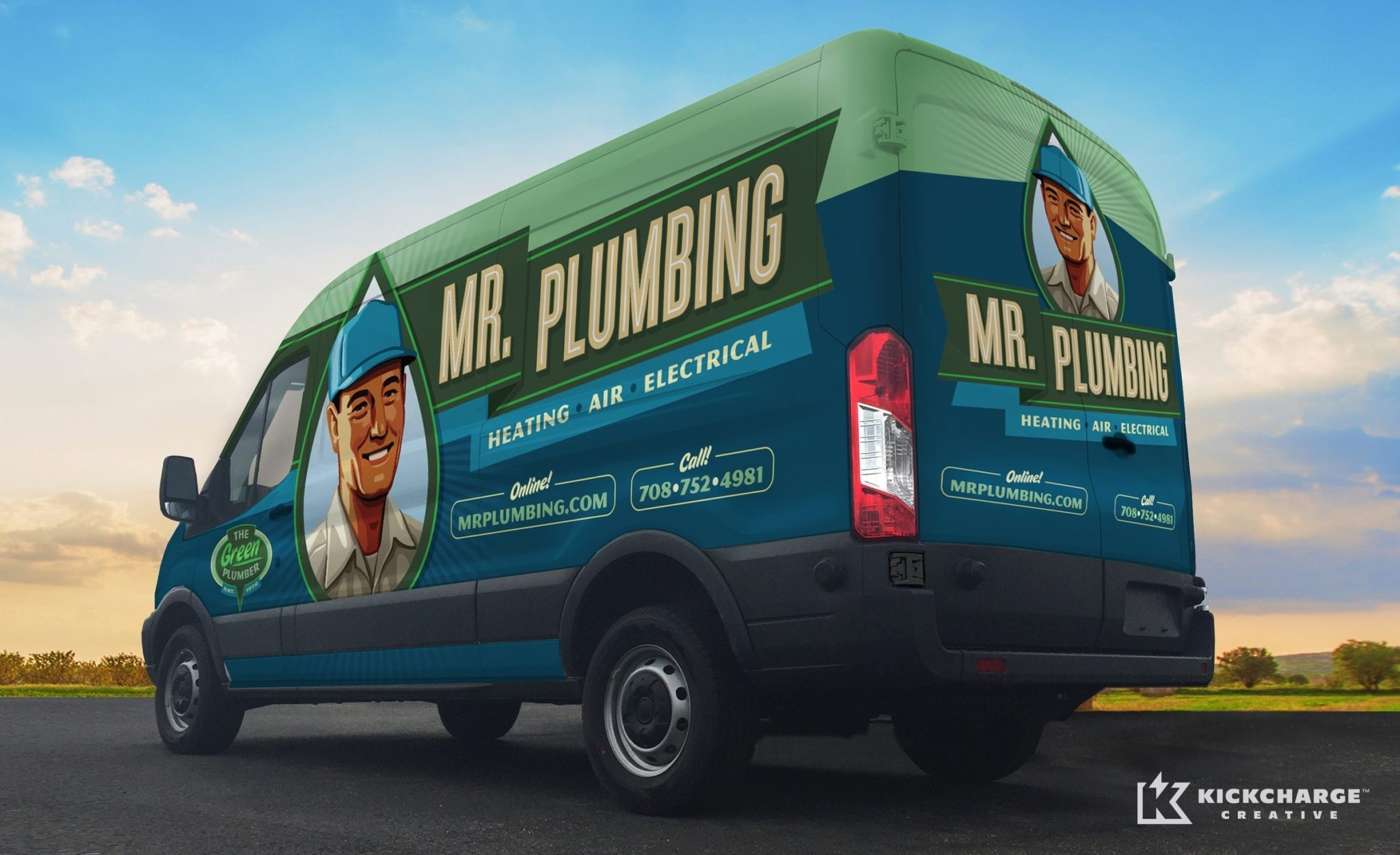mr. plumbing heating air electrical