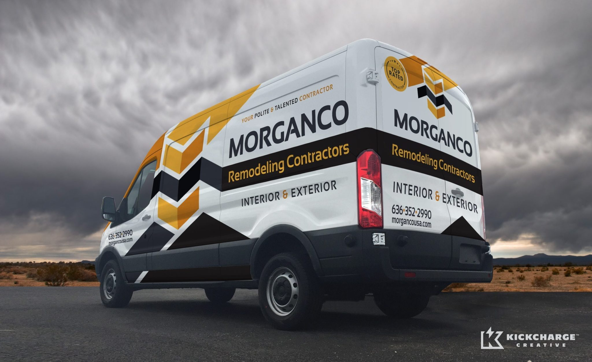 Vehicle Wraps Portfolio Kickcharge Creative Kickcharge Com
