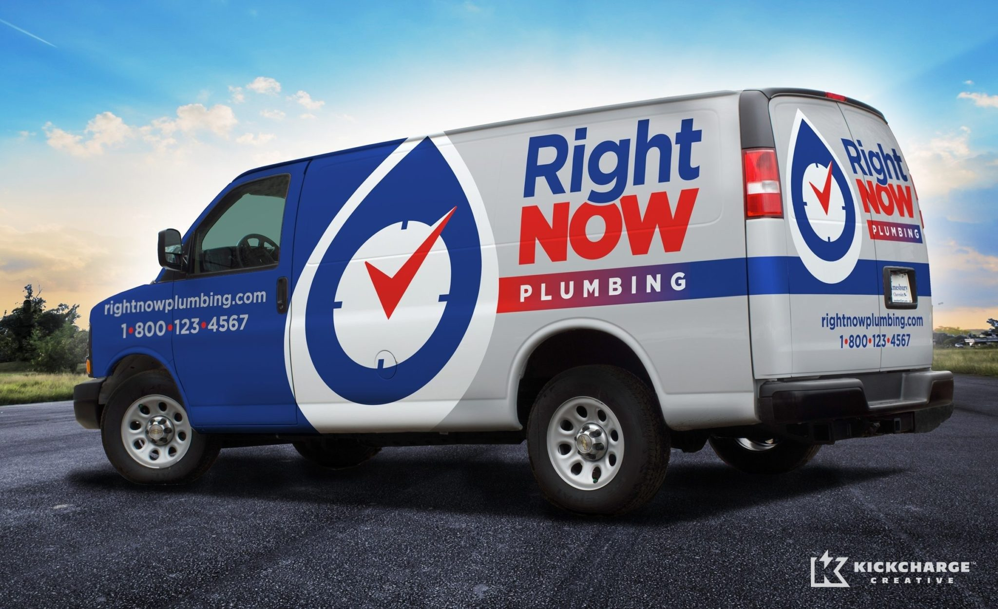 right now plumbing