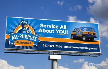 all purpose billboard design