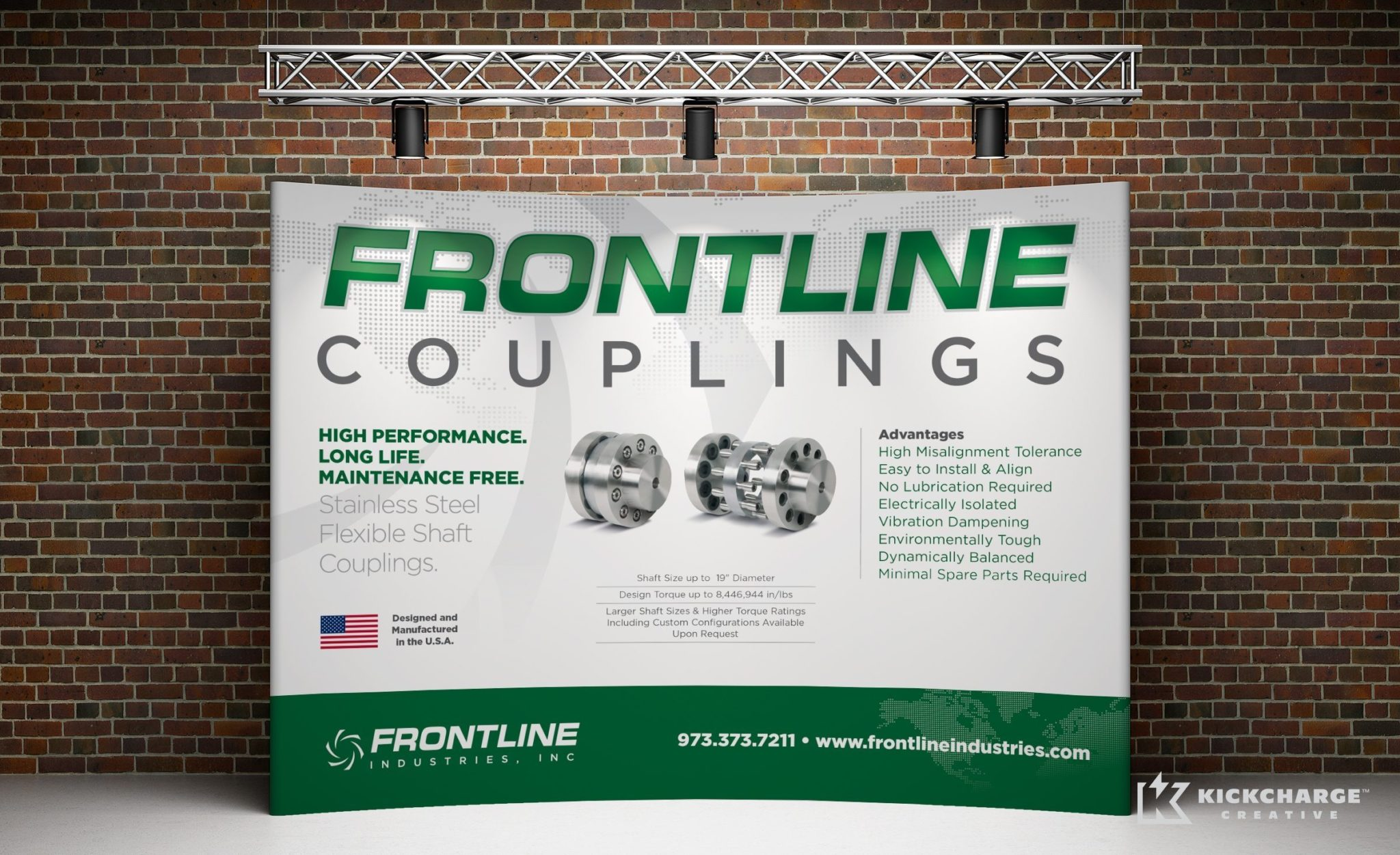 Frontline Industries Inc.
