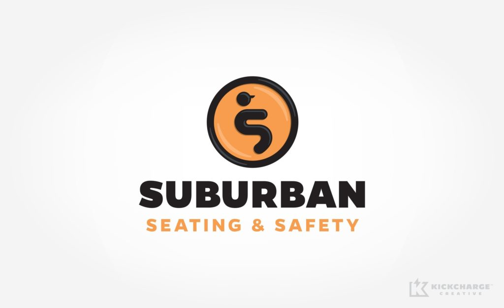 Logo design for a safety seating company in Lodi, NJ.