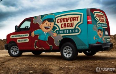 Comfort Crew Heating & Air