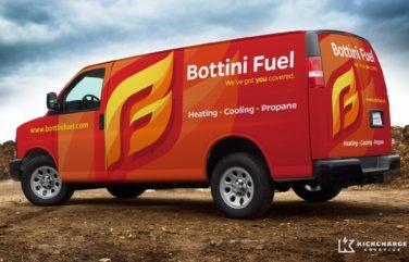 fleet branding, truck wraps, best truck wraps, hvac truck wrap, hvac fleet brand