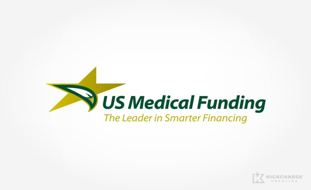 Logo and brand development for a New Jersey based medical funding company.