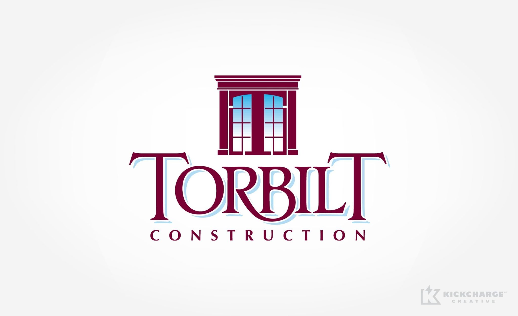 Logo for a New Jersey commercial and residential construction company.