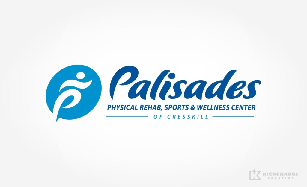 Logo design for a physical therapy practice in Cresskill, NY.