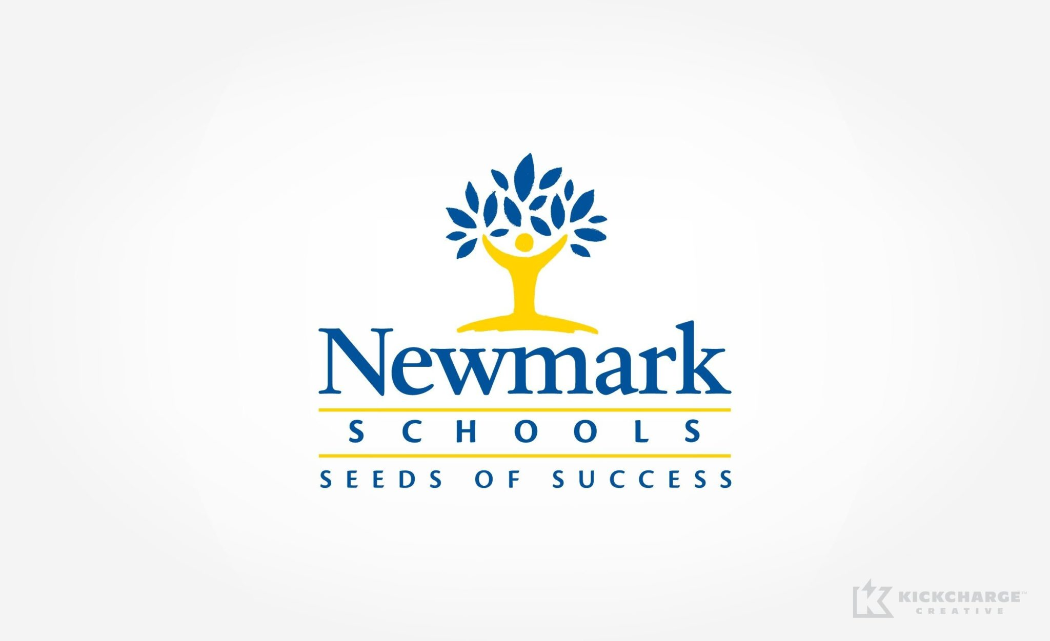 Logo design and brand identity for a private school in Plainfield, NJ.