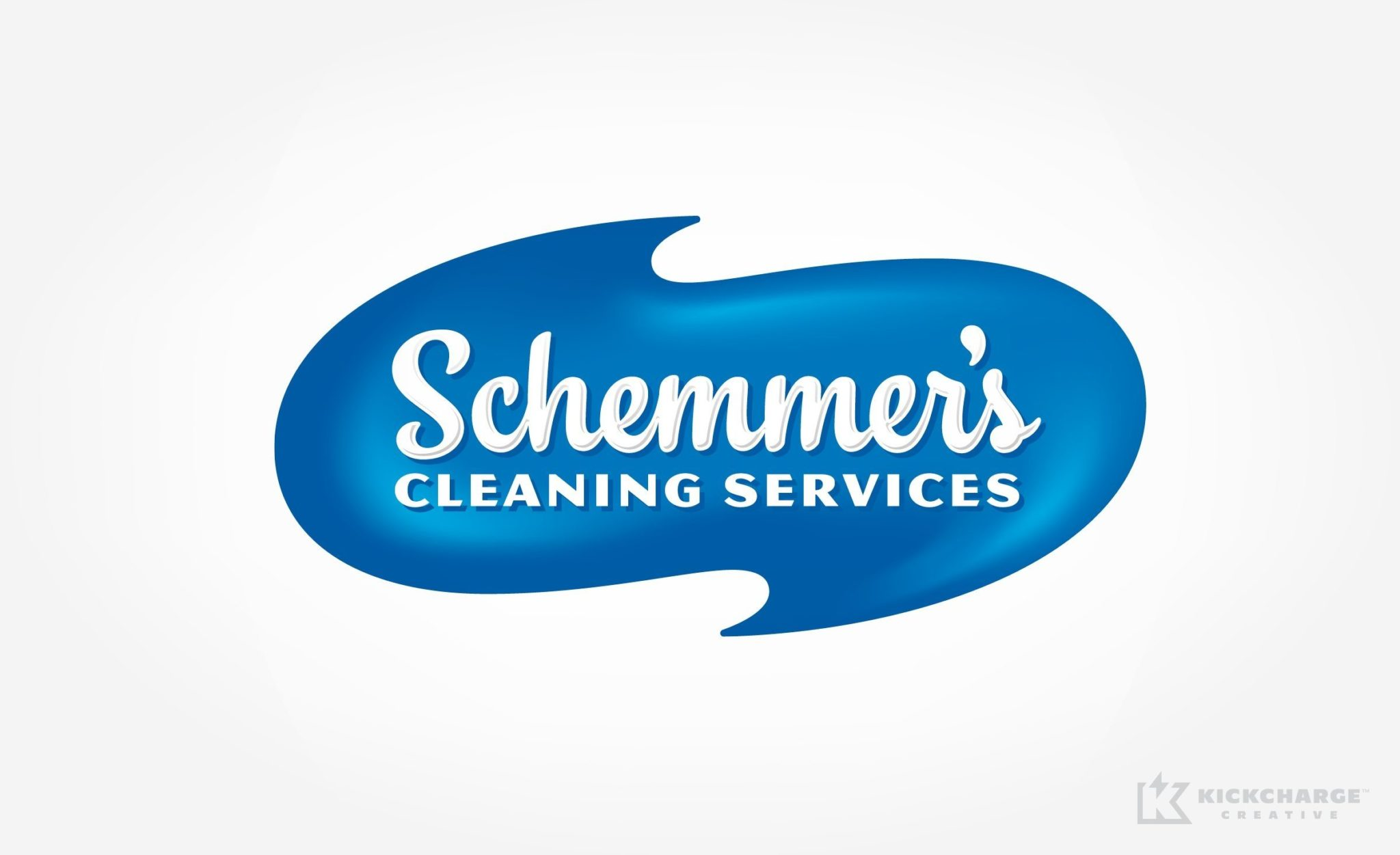 Logo design for a cleaning service located in Two Harbors, MN.