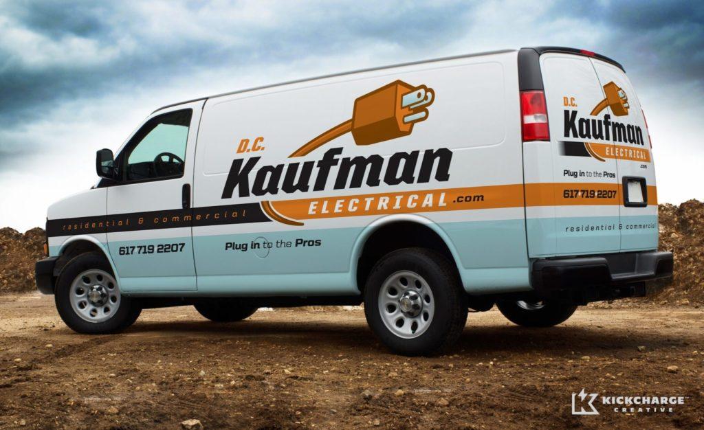 D C Kaufman Electrical Kickcharge Creative Kickcharge