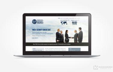 Website design for IAPSC.