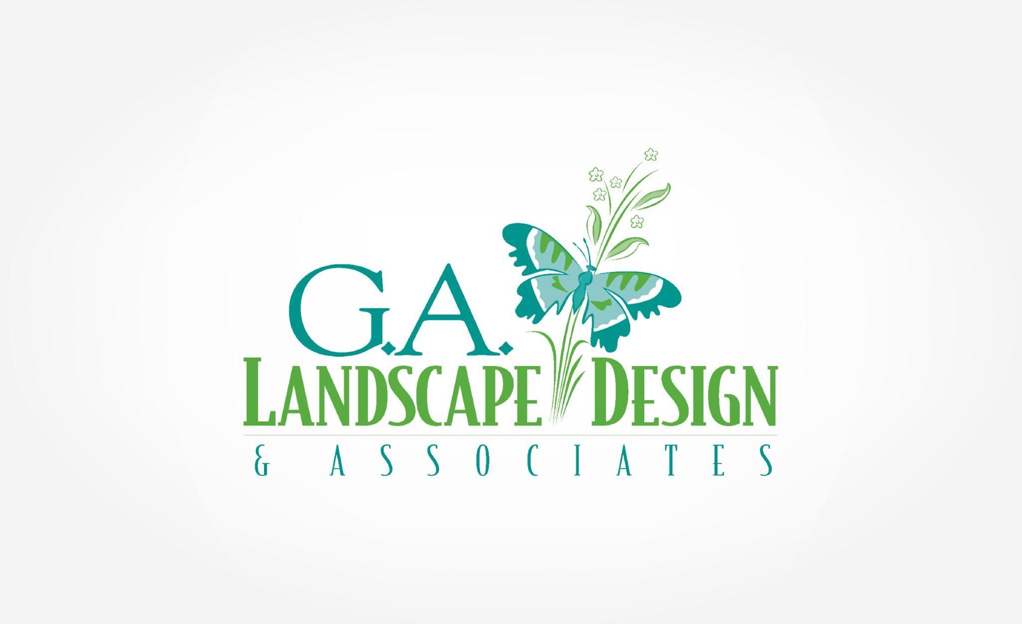 G.A. Landscape Design - KickCharge Creative | kickcharge.com ...
