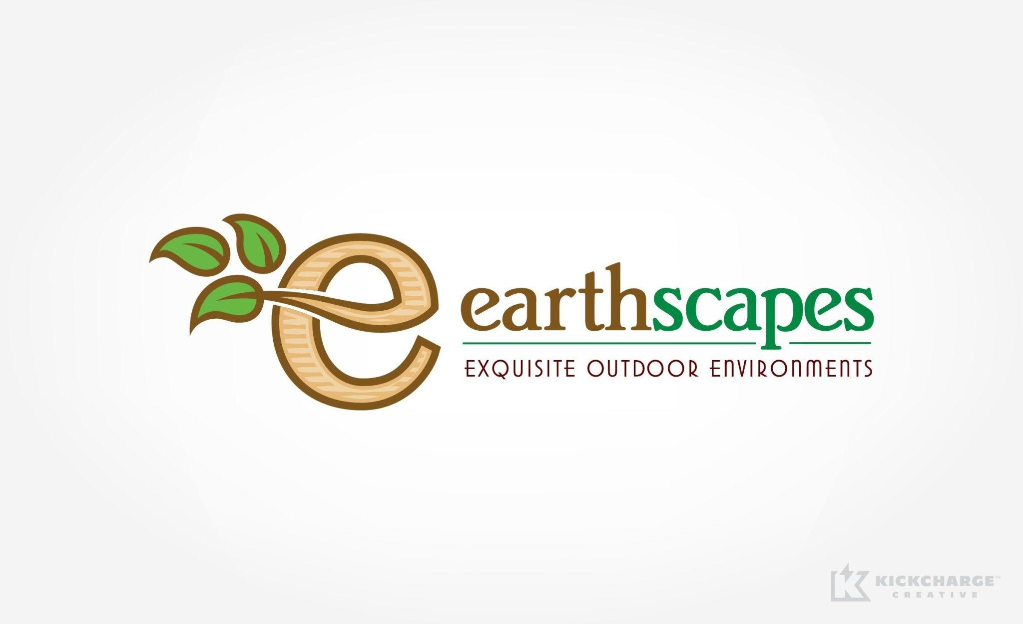 Landscaper logo design for property management firm in New Jersey.