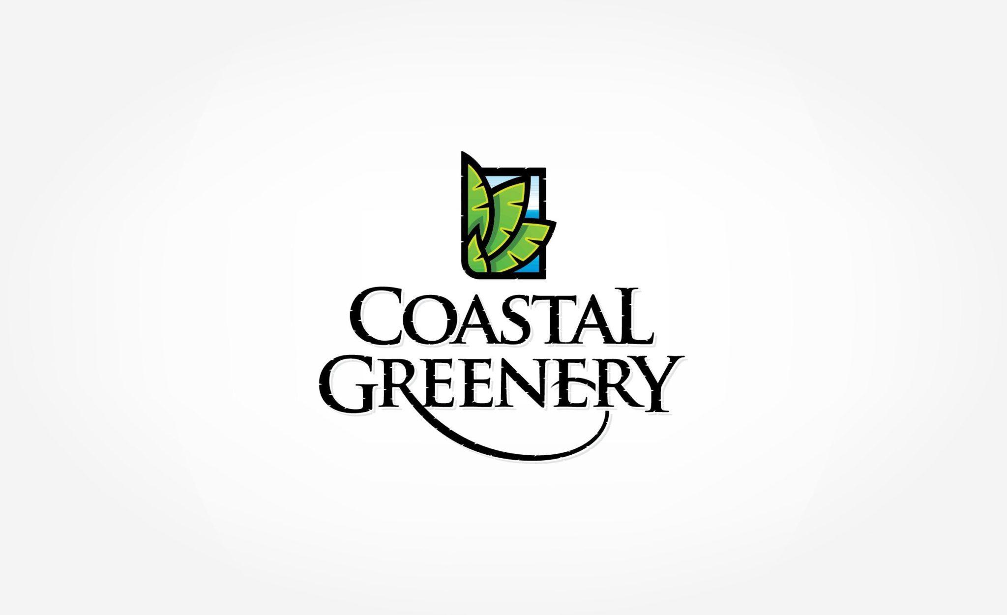coastal greenery