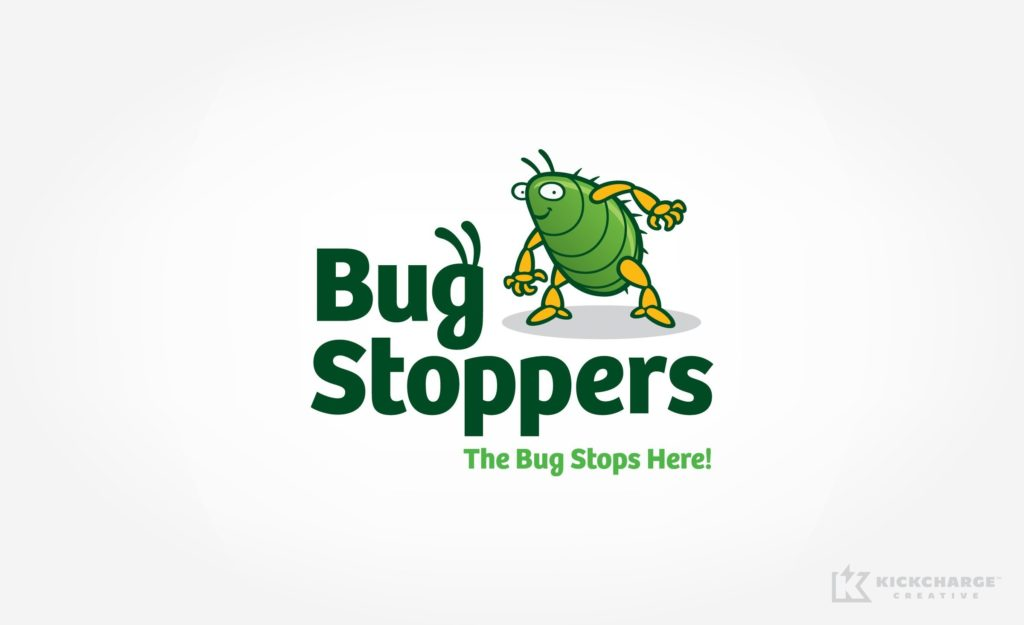 Web, Logo, and vehicle design for a company that handles the most severe pests.