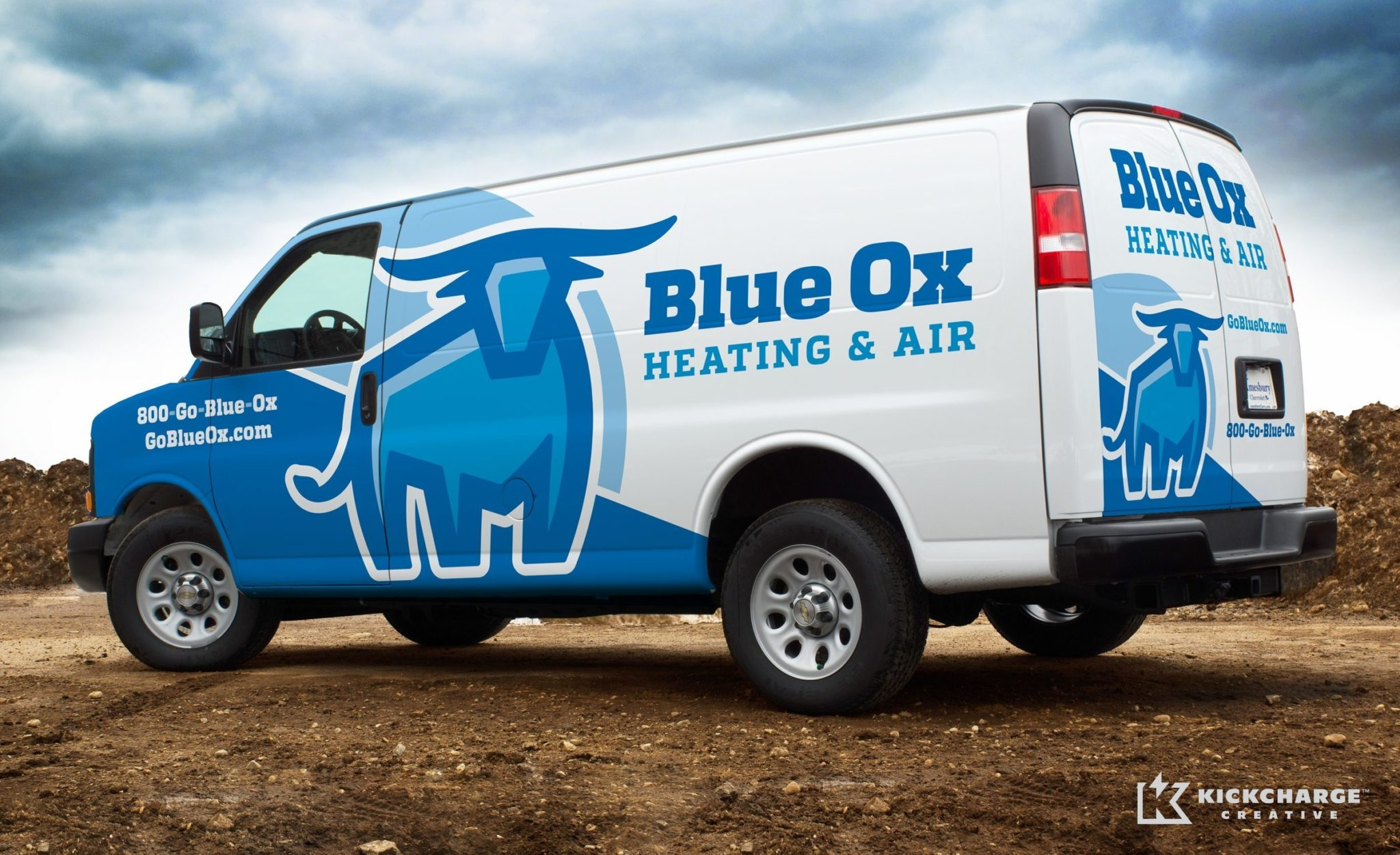 blue ox heating and air