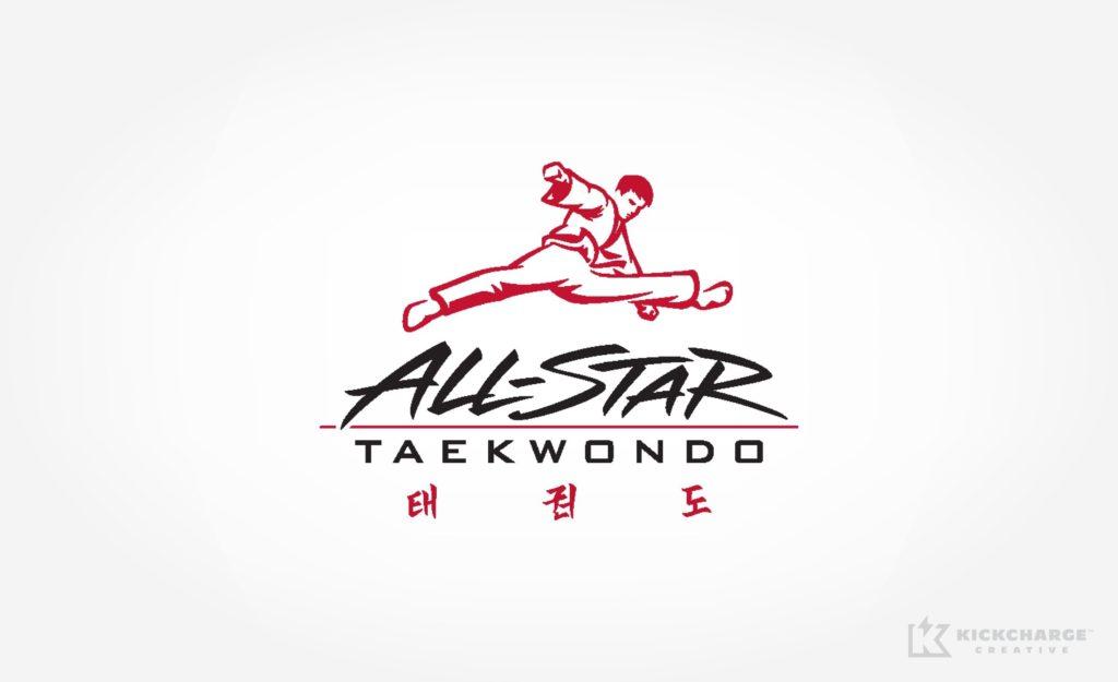 Logo design for this NJ-based taekwondo studio.