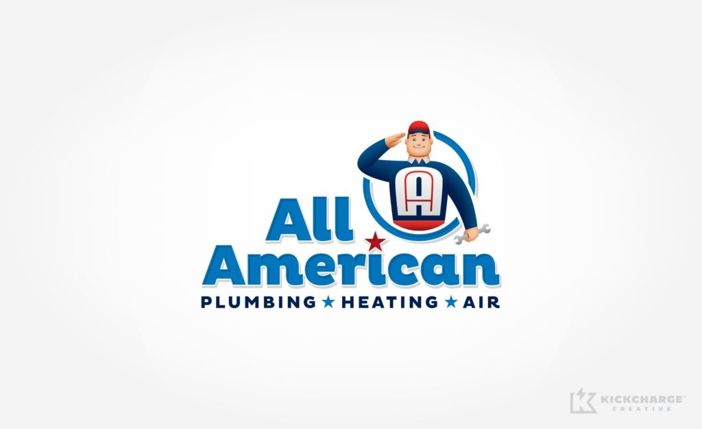 Logo design for this HVAC contractor in CA.