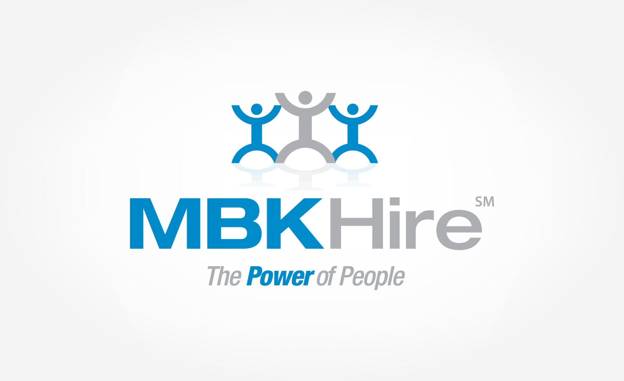 Logo design for MBK Hire.