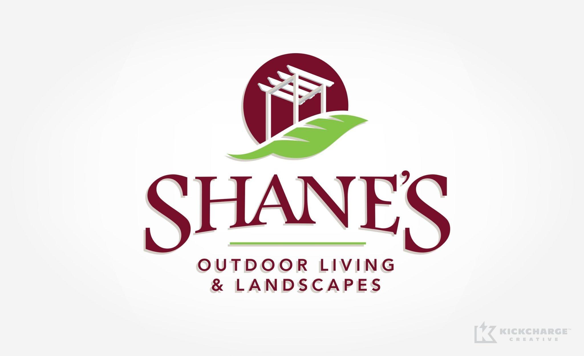 Logo Design for a premier landscape provider in Indiana.