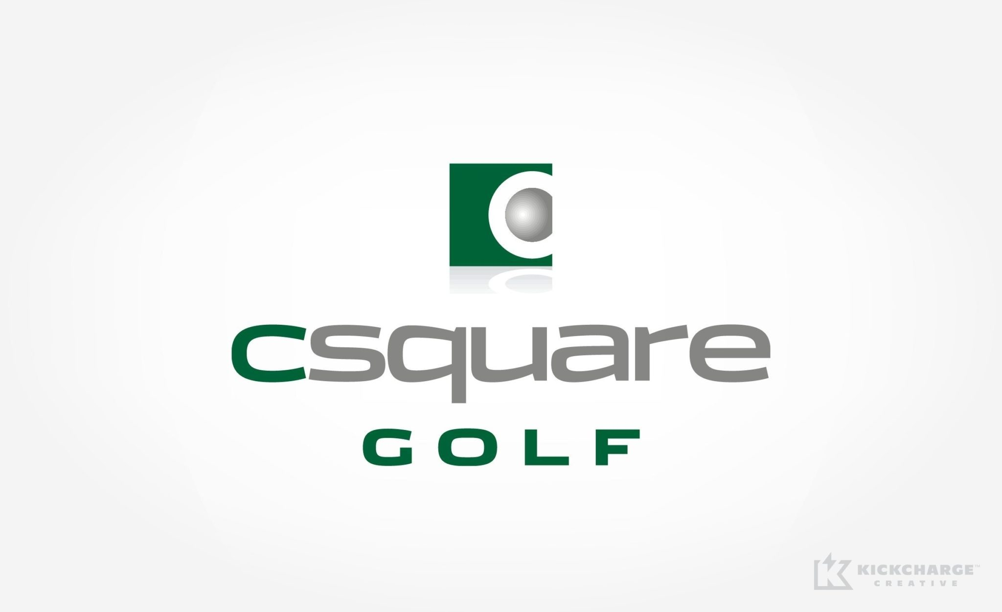 Logo design for CSquare Golf.