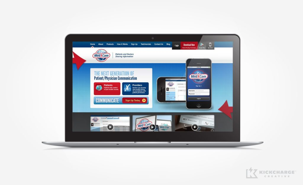 Website design and development for Giffen Solutions, Inc.
