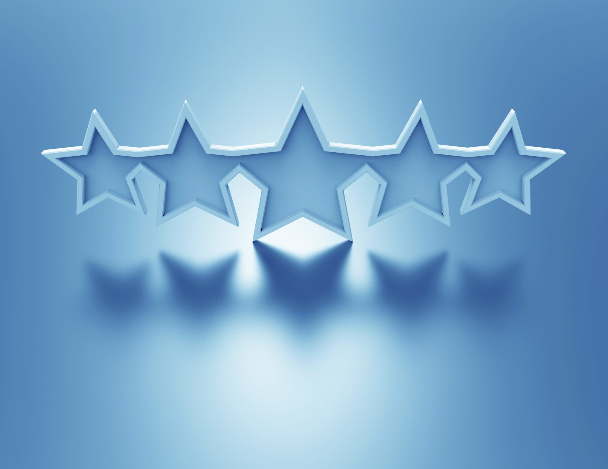 5 Star Facebook Rating Kickcharge Creative Kickcharge
