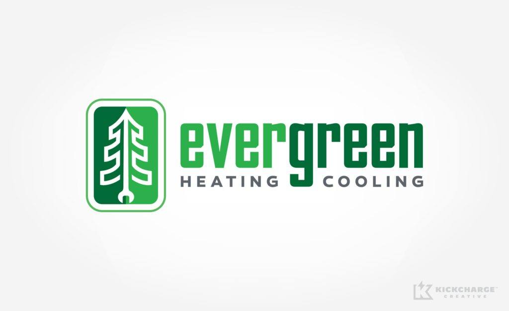 Logo design for this Waco, TX-based HVAC company.