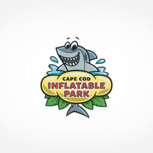 Logo design and development for Cape Cod Inflatable Park located in West Yarmouth, MA.