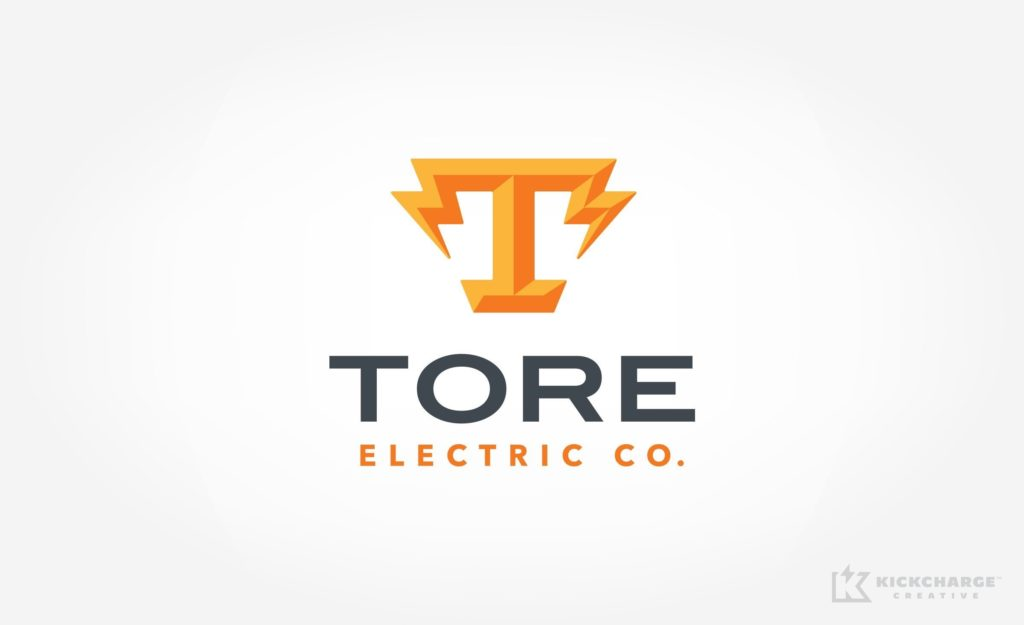 Logo design for this electrical contracting company based in New Jersey.