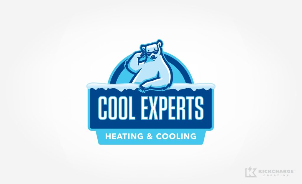 Logo design for this heating and cooling company.