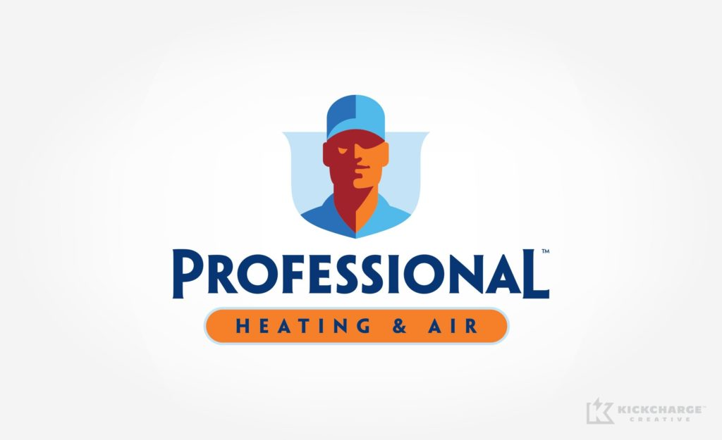 Logo design for this Hammond, LA-based HVAC company.
