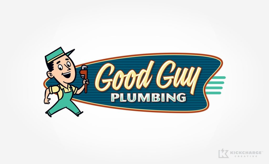 Logo design for this plumbing company located in Torrance, CA.