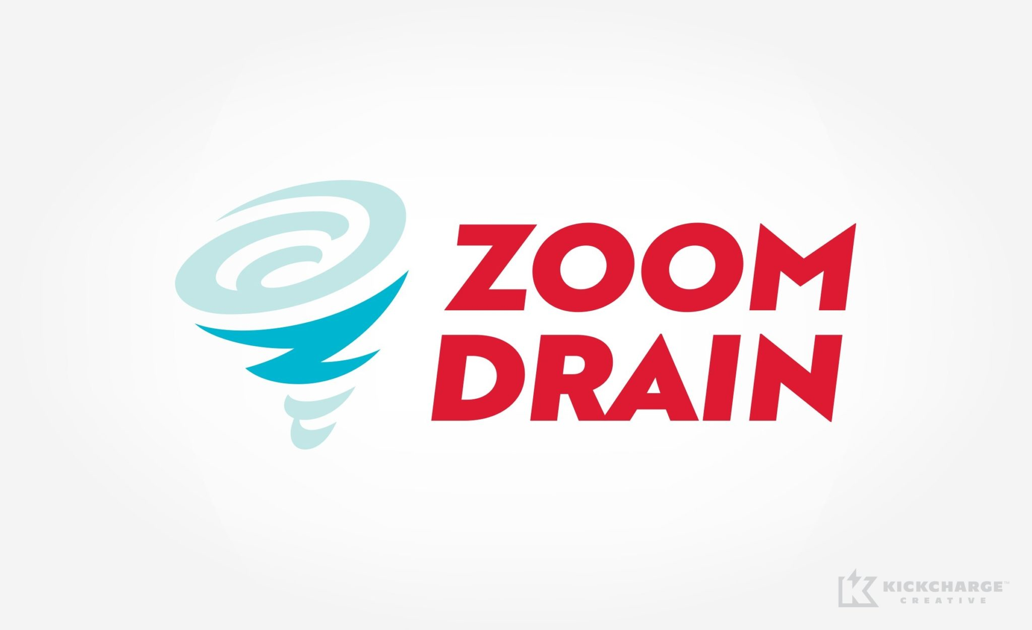 Logo design for Zoom Drain.