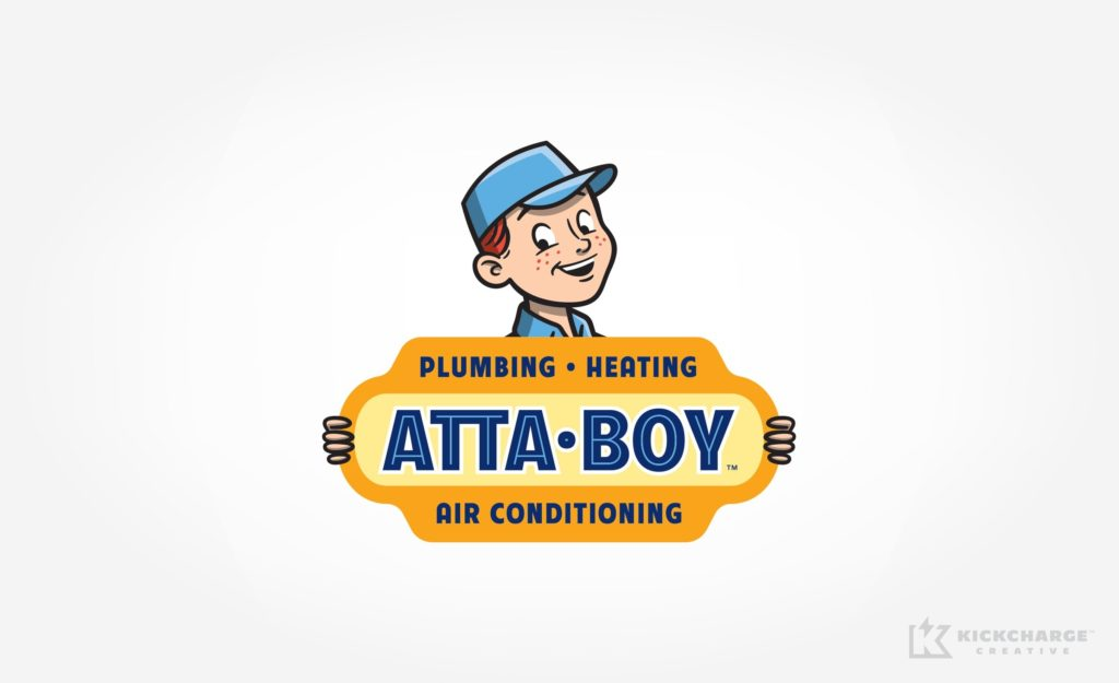 Logo design for this Indianapolis-based plumbing company.