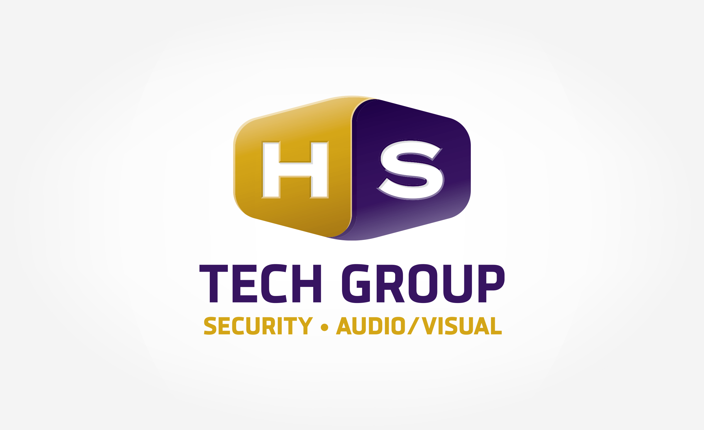 Logo design for HS Tech Group.