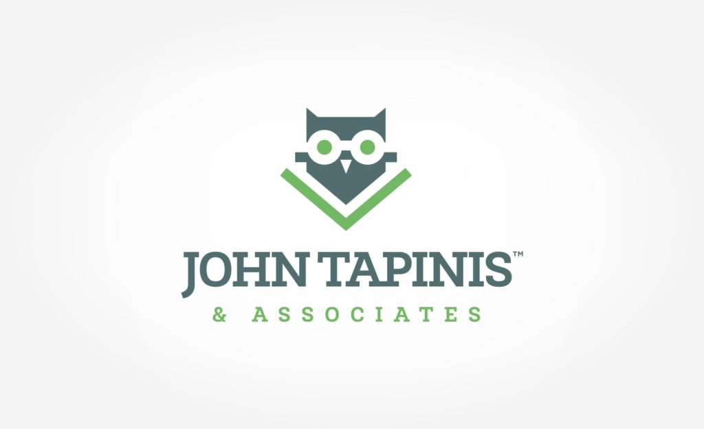 Logo design for an accounting firm located in New York City.
