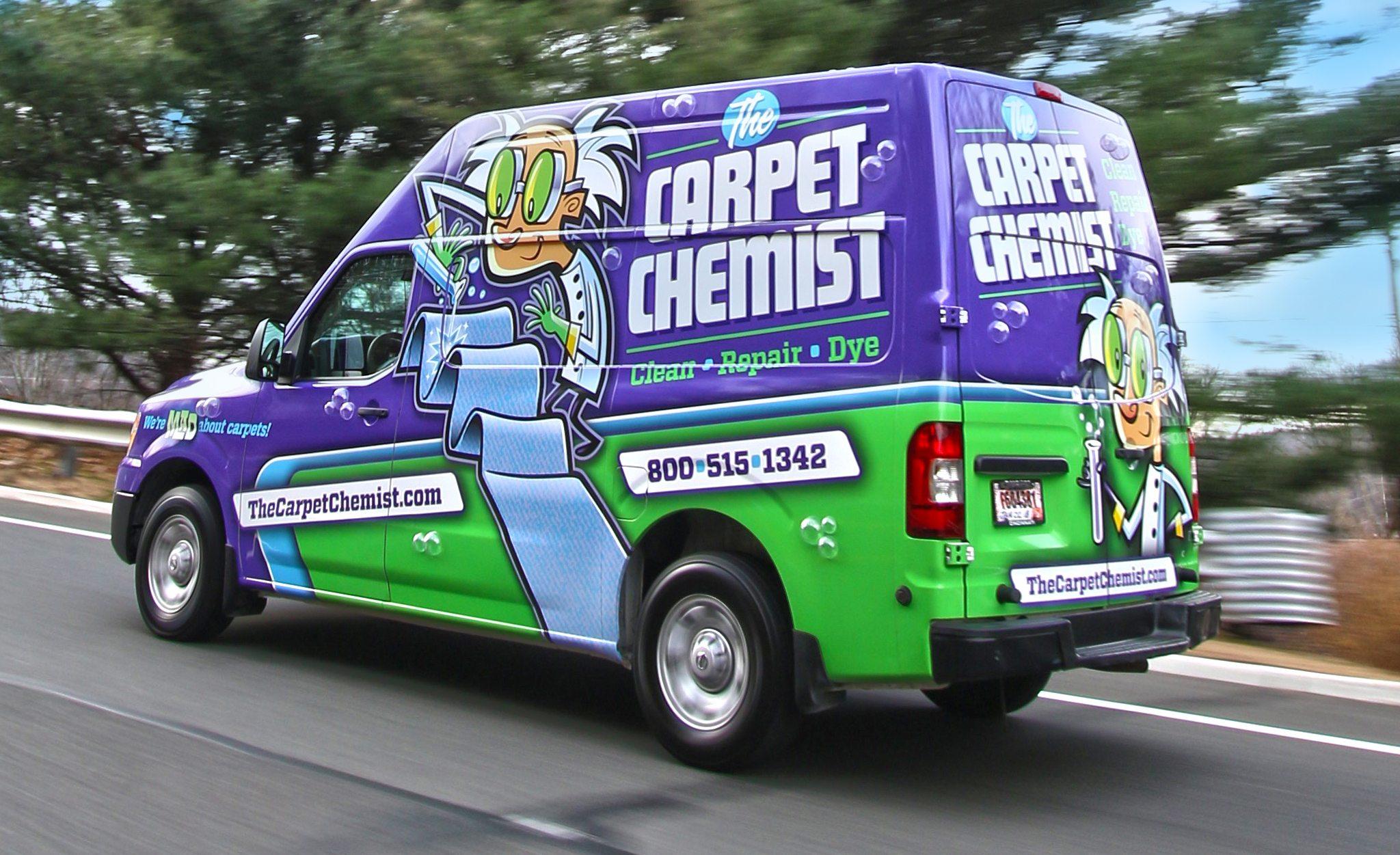 The Carpet Chemist