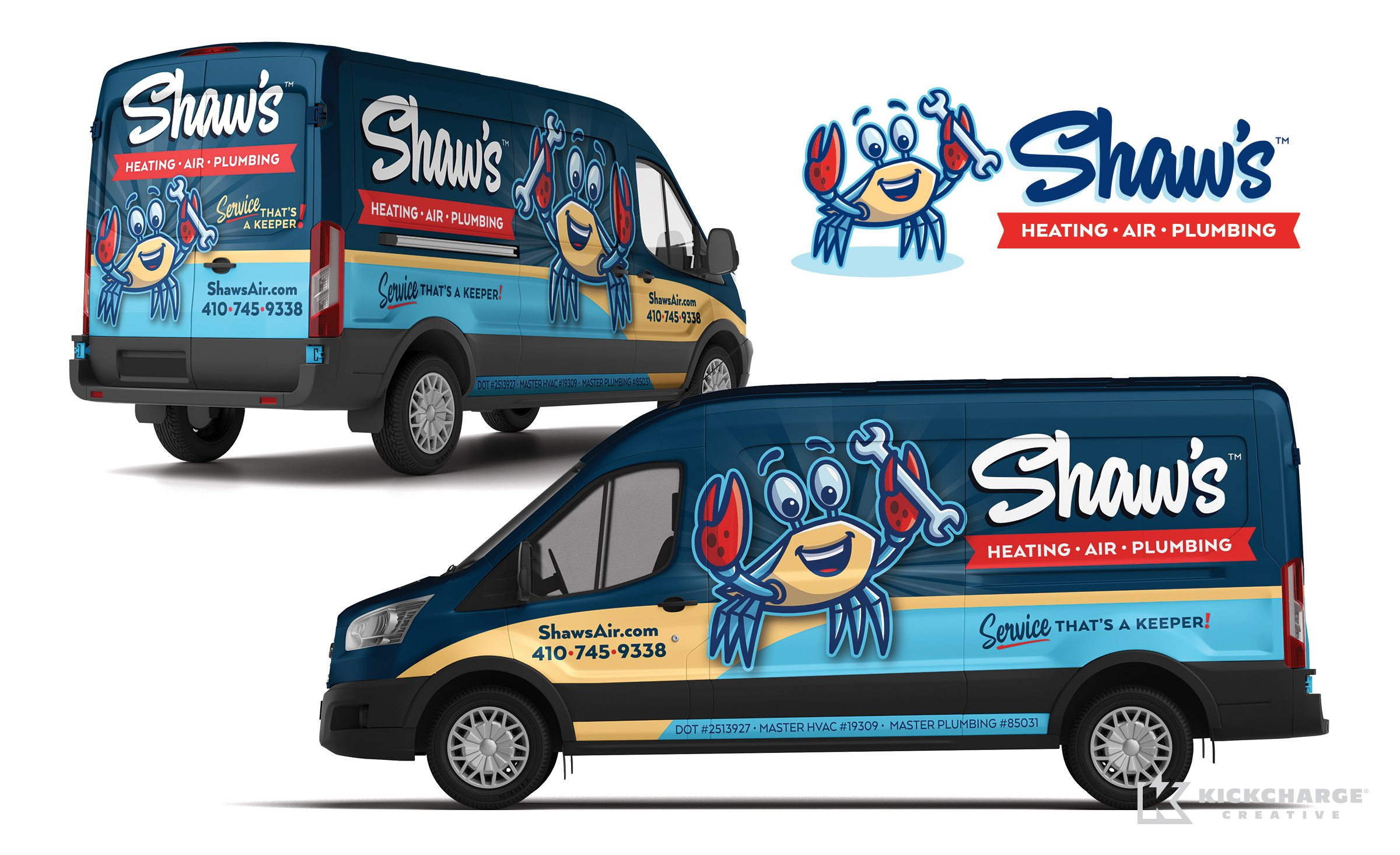 Shaw's Heating, Air & Plumbing