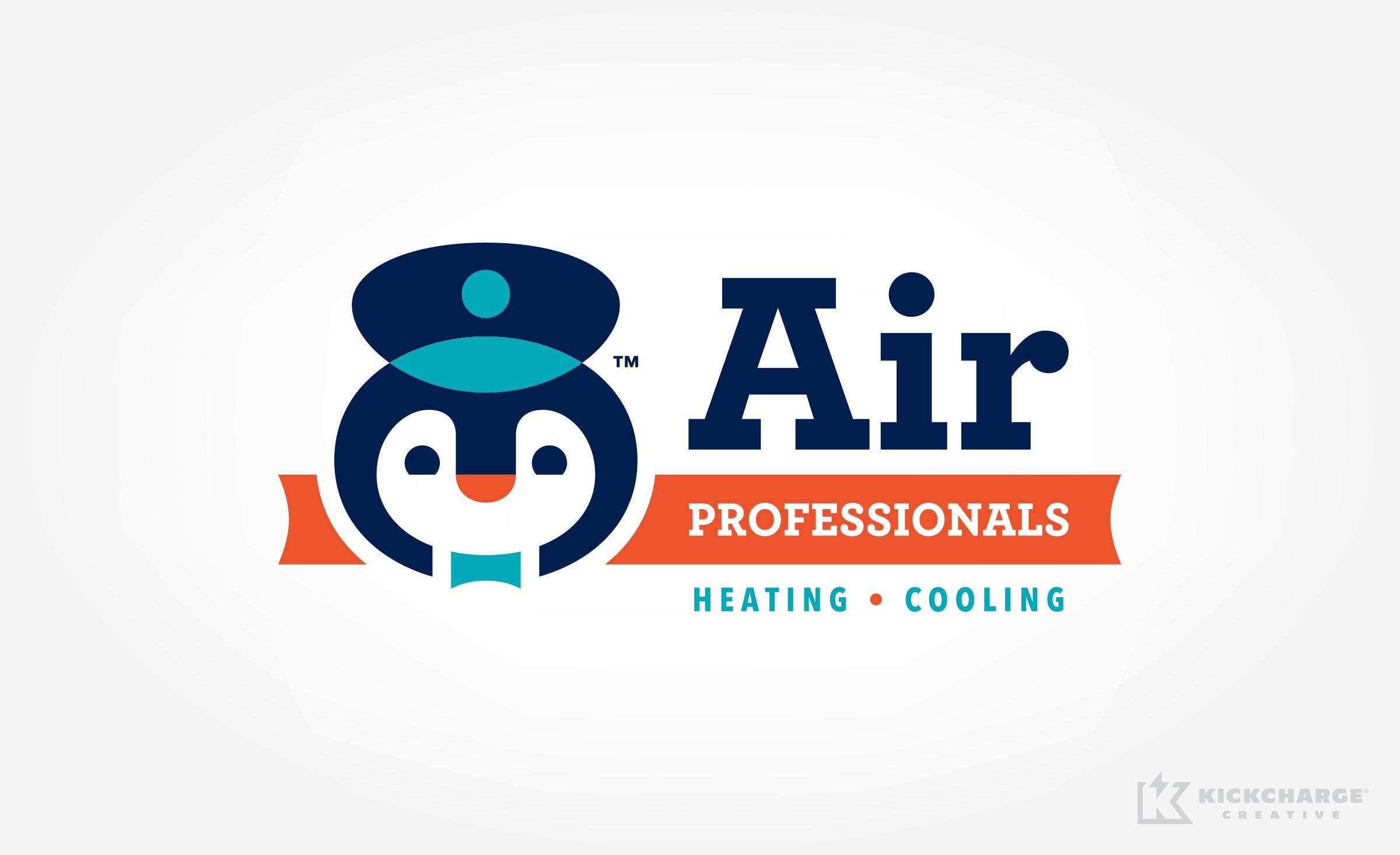 hvac logo for Air Professionals