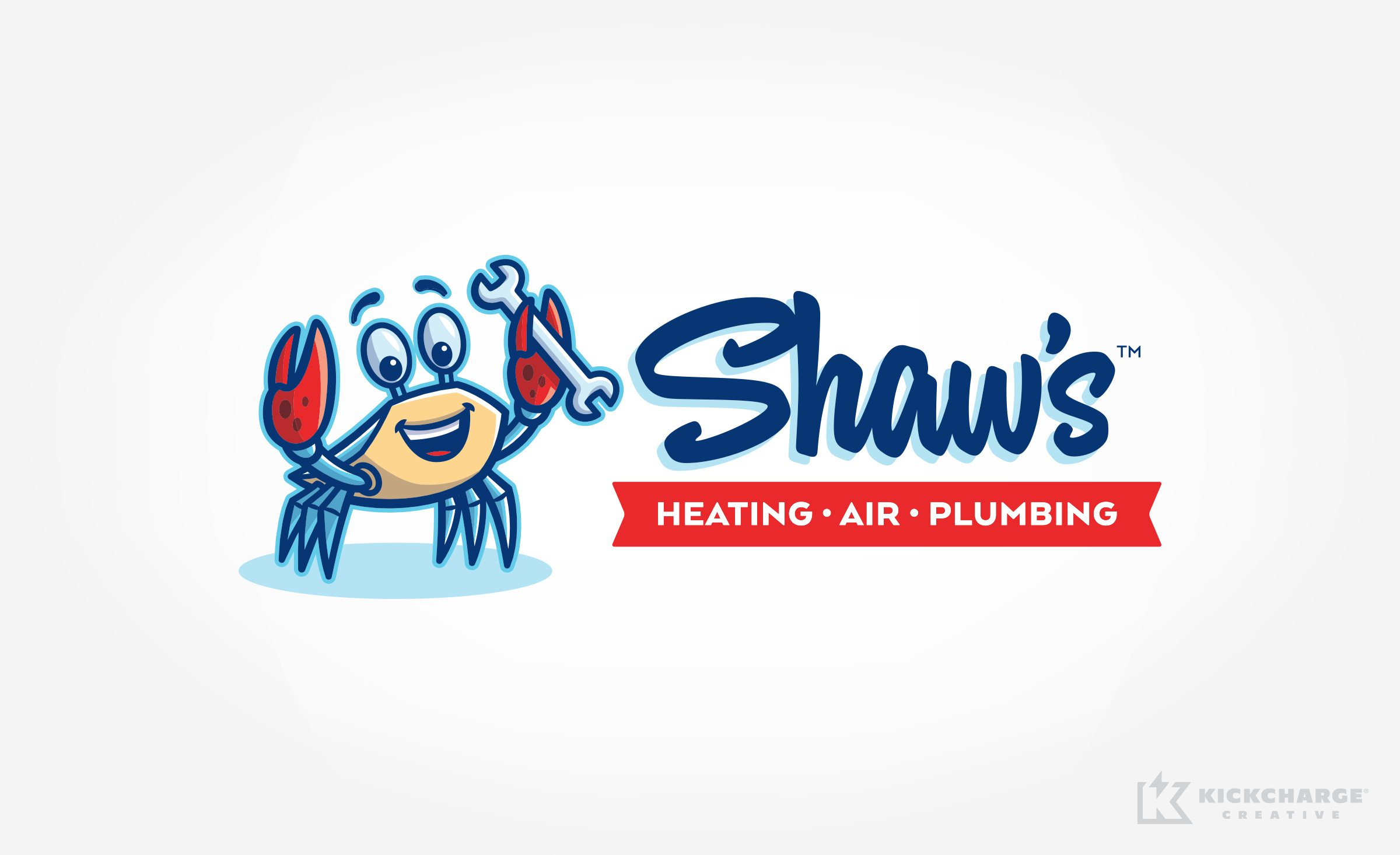 hvac and plumbing logo for Shaw's Heating, Air & Plumbing