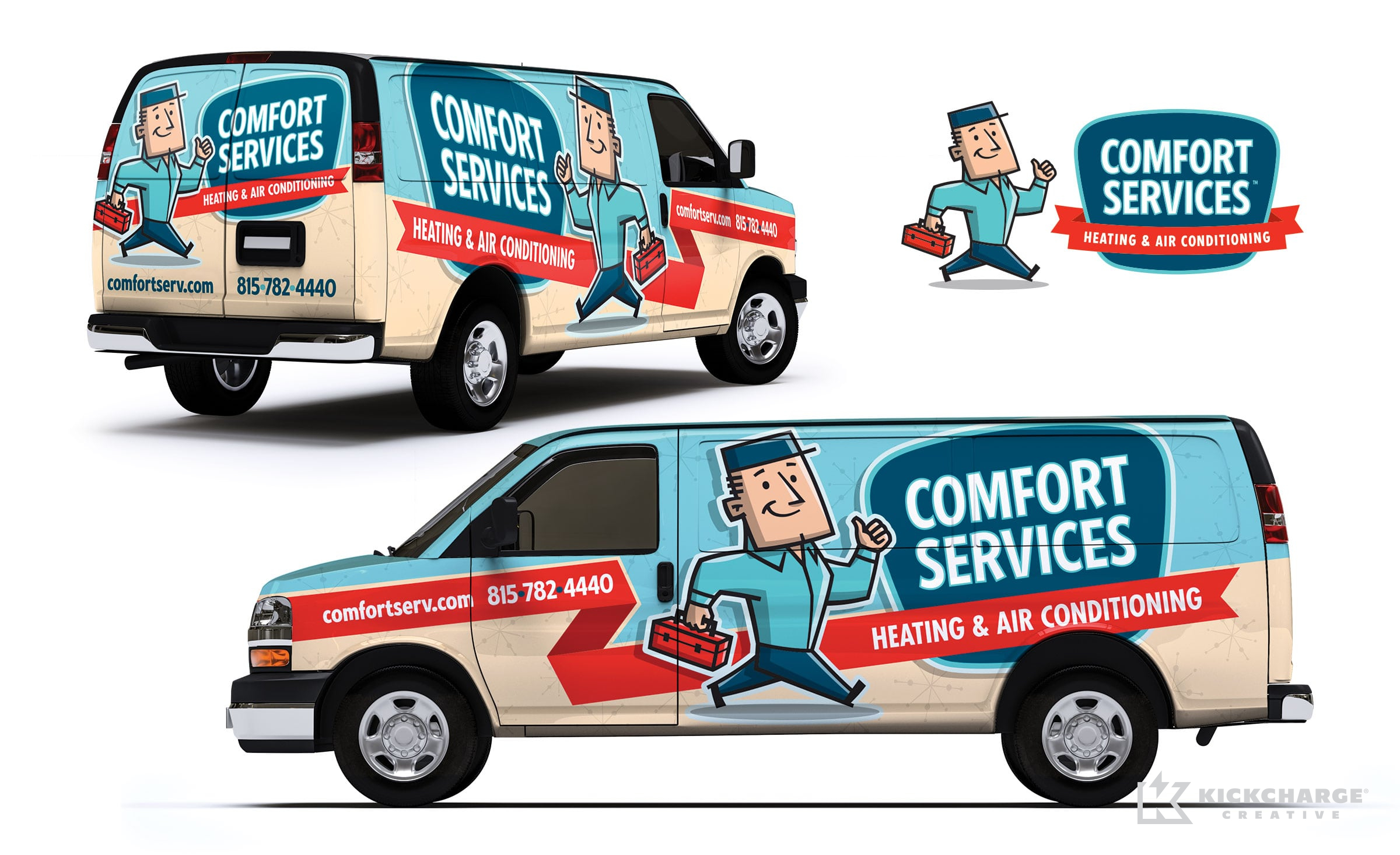 Comfort Services Heating & Air Conditioning
