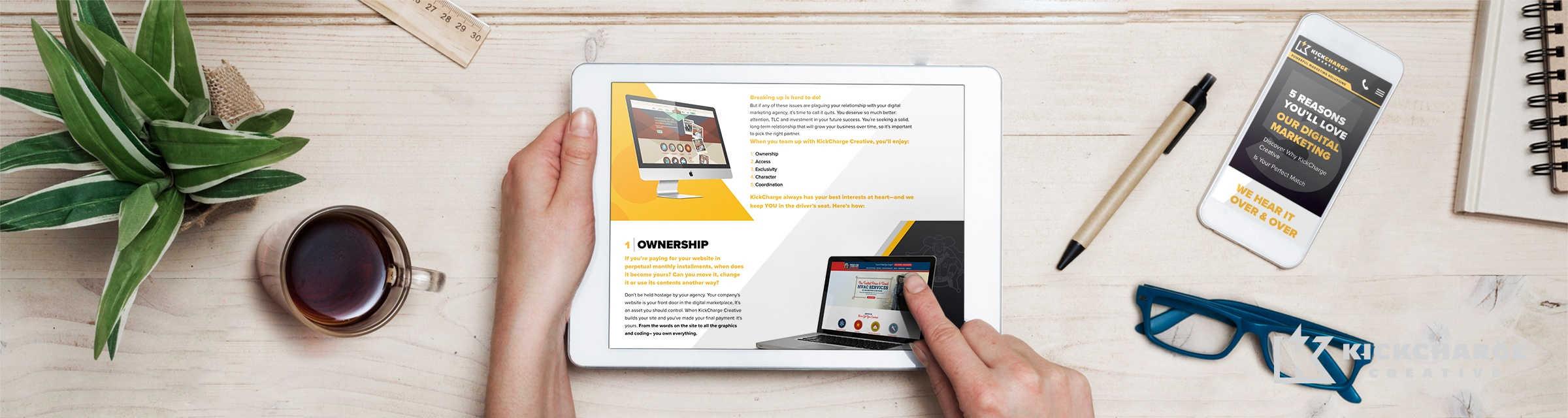 Choose Your Digital Marketing Partner Wisely - KickCharge