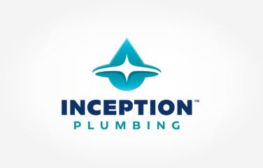 plumbing logo for Inception Plumbing