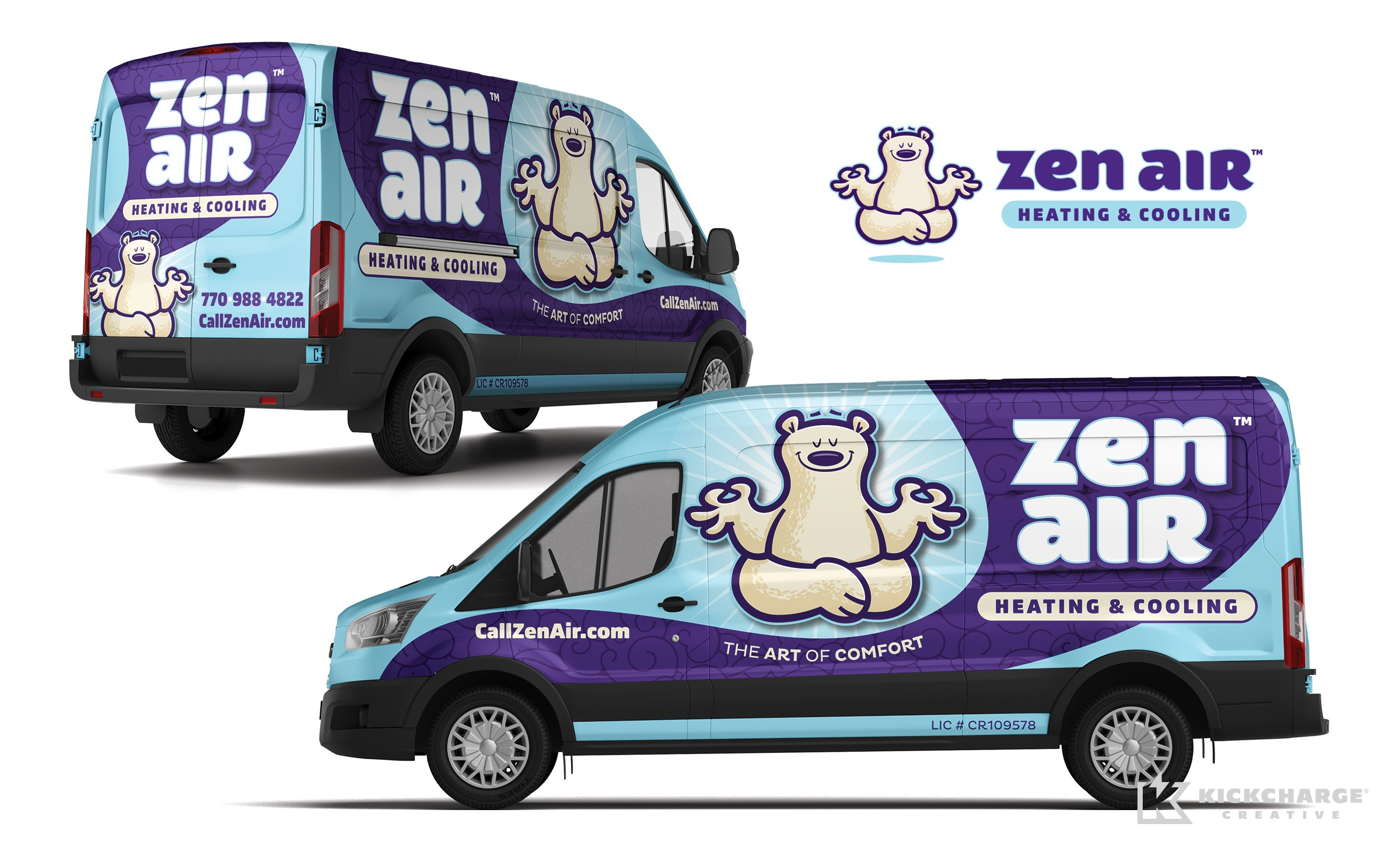 Zen Air Heating & Cooling